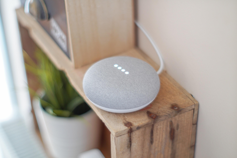 Google Home Sprachsuche