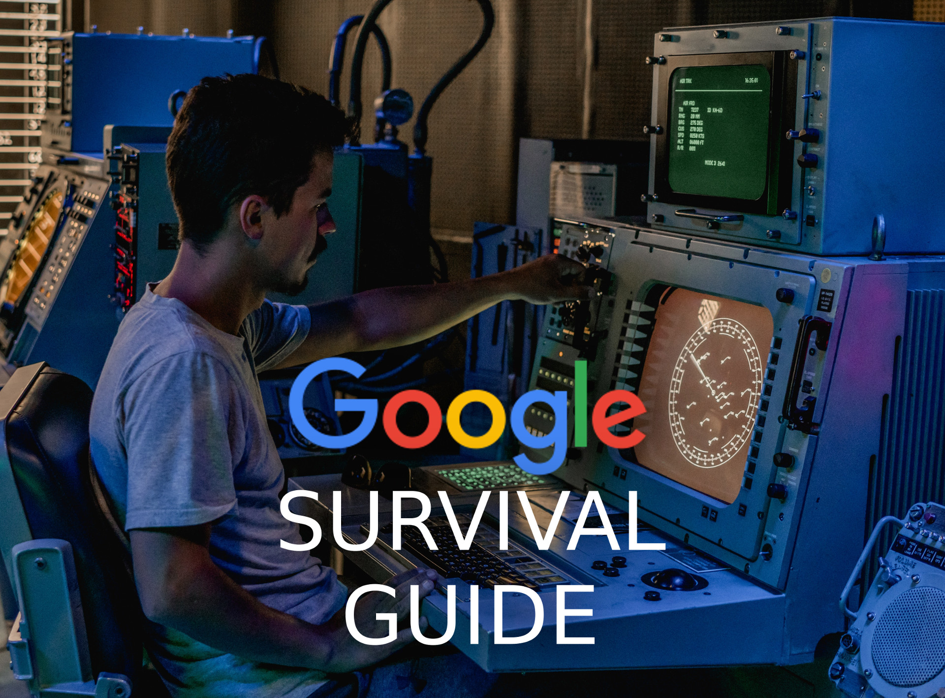 Google Survival Guide (deutsch)